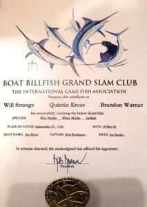 Grand Slam Club